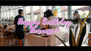 Birthday Party Videography